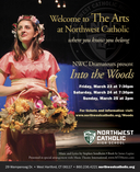 Into the Woods at Northwest Catholic March 23-25
