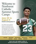 Sports Camps This Summer at NWC